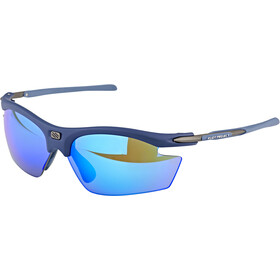 Rudy Project Rydon Slim Okulary rowerowe, blue navy matte/multilaser blue